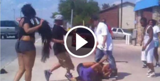 Breaking News: Nicki Minaj Nearly Killed after Crips gang Jumps and Beats her In The Streets of South Florida!